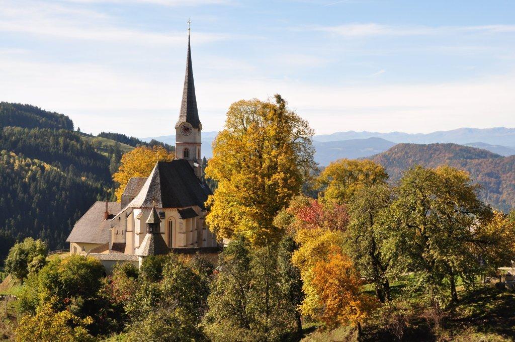 Pfarr- und Wallfahrtskirche Unsere Liebe Frau in der Kirchenburg - Hochfeistritz, Kärnten (9372-KTN)