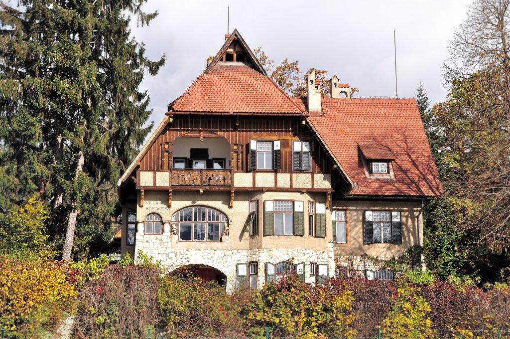 Villa Edelweiß an der Hauptstraße 106 - Hauptstraße, Kärnten (9210-KTN)