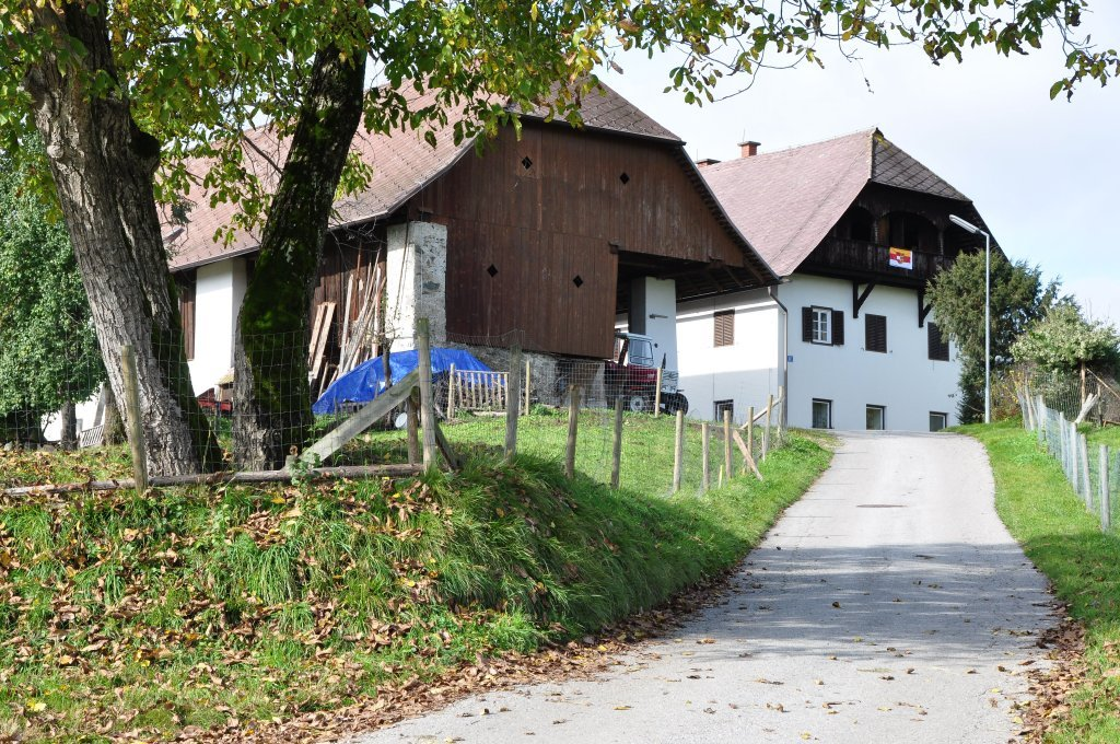 """Bauernhof """"vulgo Buberle"""" am Goritschacher Weg 27 - Goritschacher Weg, Kärnten (9210-KTN)"""