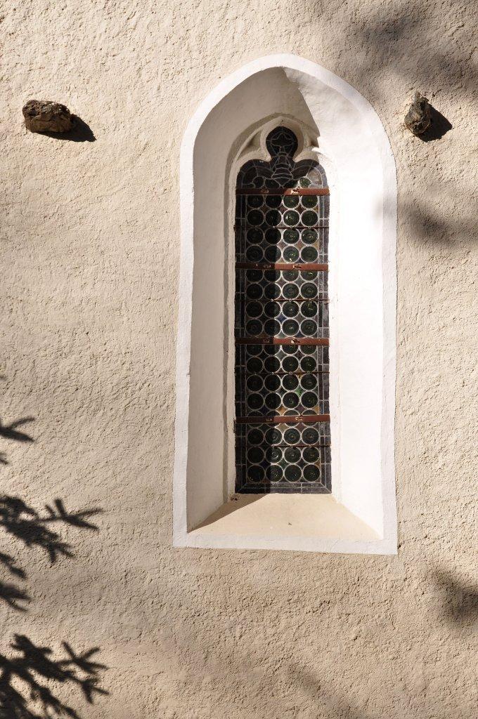 Fenster der S-Wand in der Filialkirche heiliger Johannes d. T. - Spitzwiesen, Kärnten (9571-KTN)