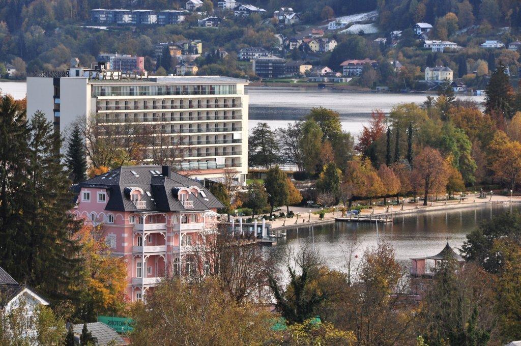 Hotel Astoria und Parkhotel - Pörtschach am Wörther See, Kärnten (9210-KTN)