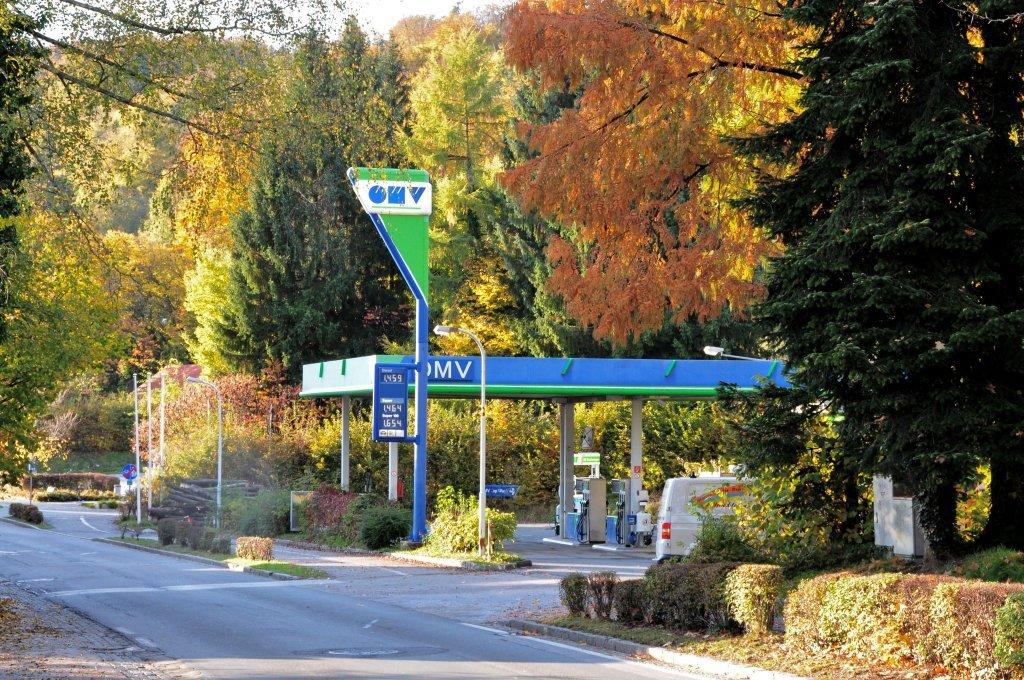 OMV-Tankstelle an der Hauptstraße - Hauptstraße, Kärnten (9210-KTN)