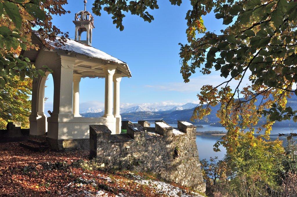 Hohe Gloriette - Pörtschach am Wörther See, Kärnten (9210-KTN)