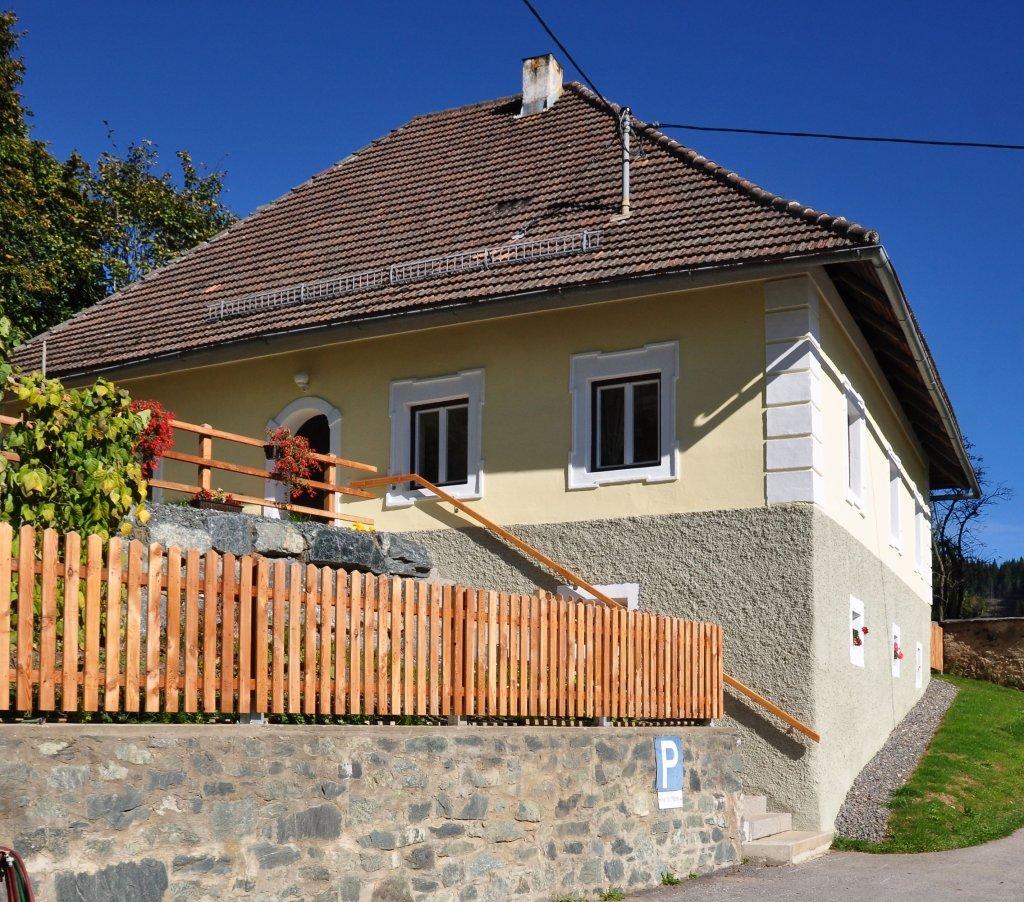 Pfarrhof in Sankt Ulrich am Johannserberg - Johannserberg, Kärnten (9371-KTN)
