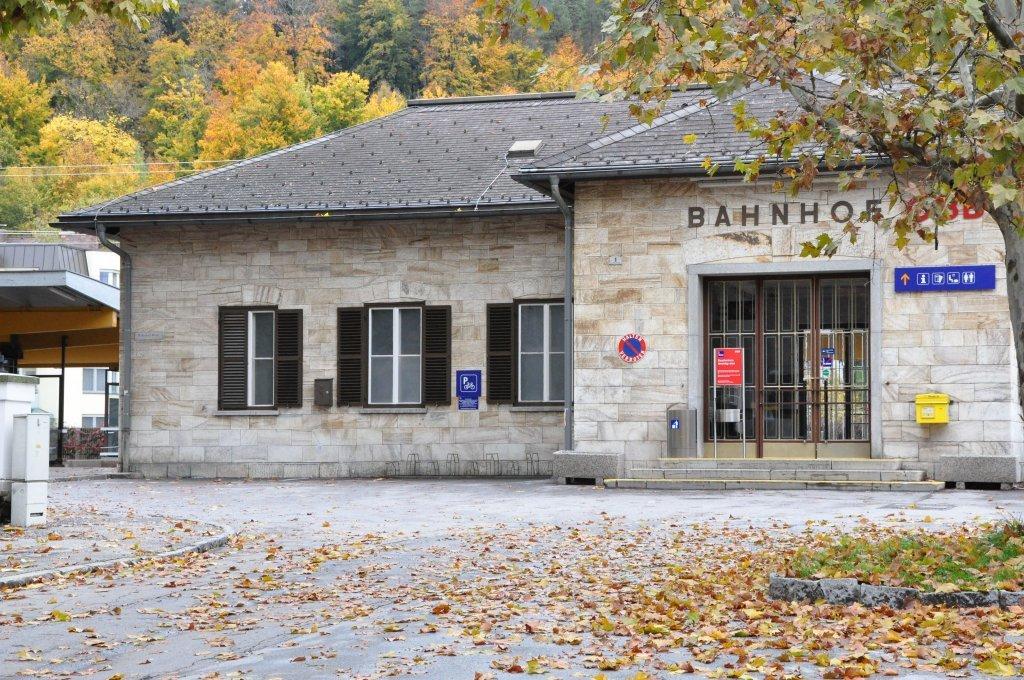 Bahnhof - Pörtschach am Wörther See, Kärnten (9210-KTN)