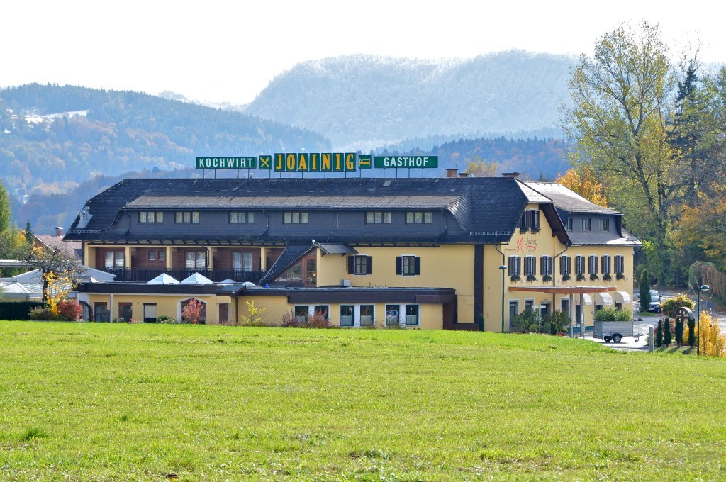 Gasthof Joainig am Kochwirtplatz 4 - Kochwirtplatz, Kärnten (9210-KTN)