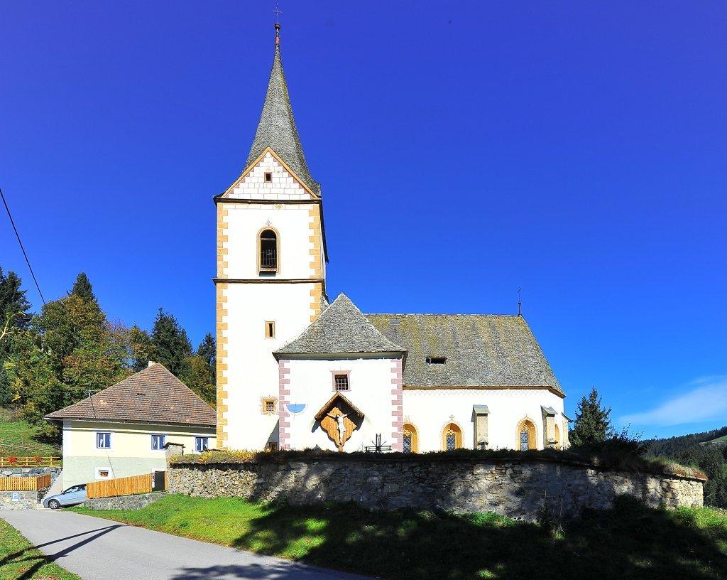 Pfarrkirche Sankt Ulrich am Johannserberg - Johannserberg, Kärnten (9371-KTN)