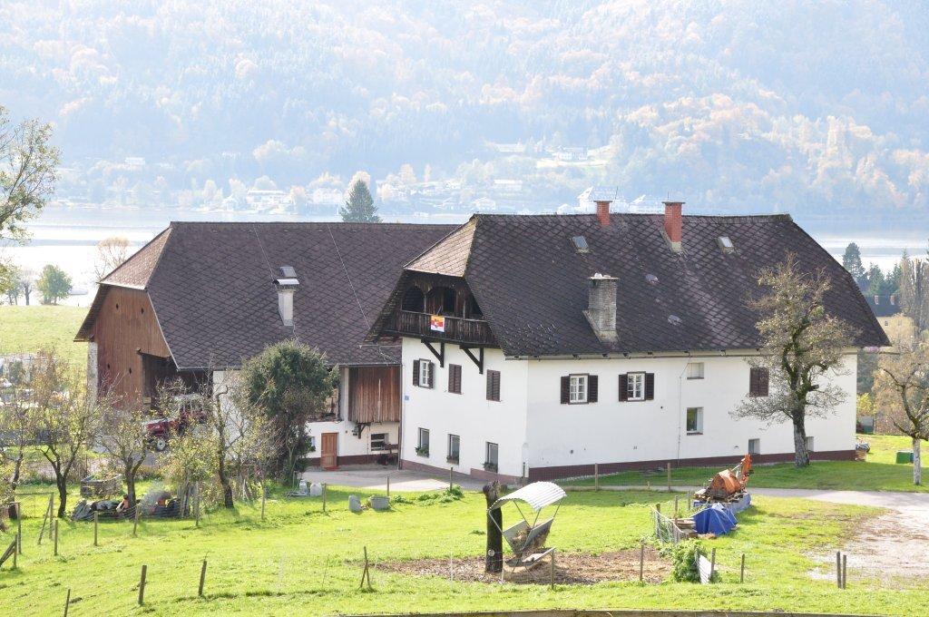 """Paarhof """"vulgo Buberle"""" am Goritschacher Weg 27 - Goritschacher Weg, Kärnten (9210-KTN)"""