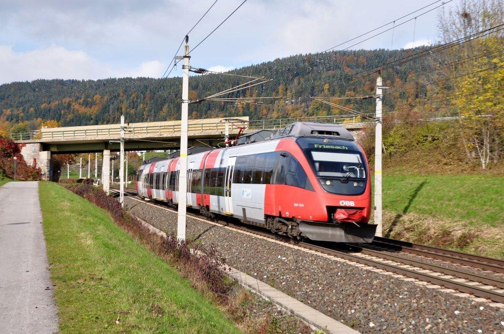 Drautalbahn II in Goritschach - Pörtschach am Wörther See, Kärnten (9210-KTN)
