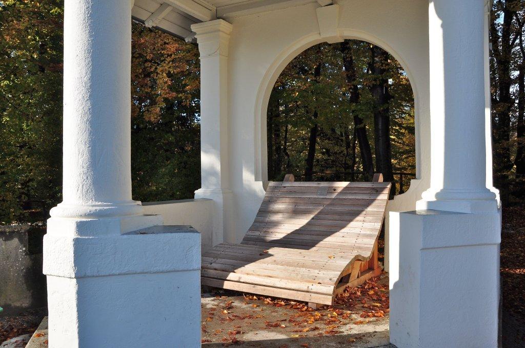 Pavillon auf der hohen Gloriette - Pörtschach am Wörther See, Kärnten (9210-KTN)