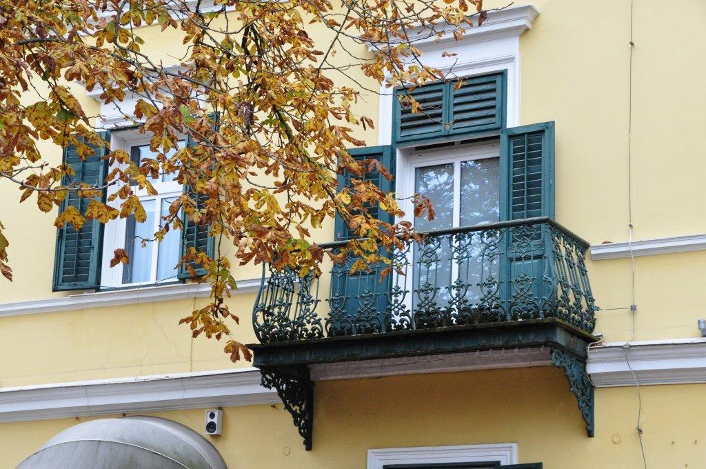 Balkon am Hotel Österreichischer Hof - Pörtschach am Wörther See, Kärnten (9210-KTN)