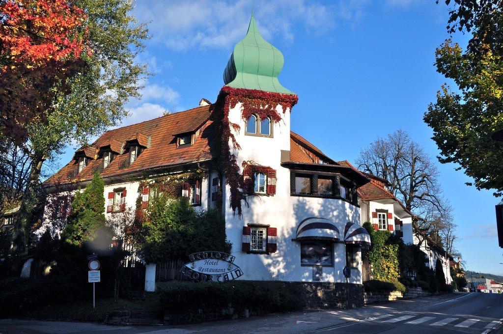 Schlosshotel Leonstain an der Hauptstraße - Hauptstraße, Kärnten (9210-KTN)