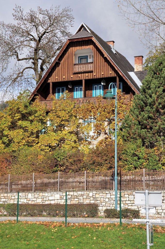 Villa Almrausch an der Hauptstraße 110 - Hauptstraße, Kärnten (9210-KTN)