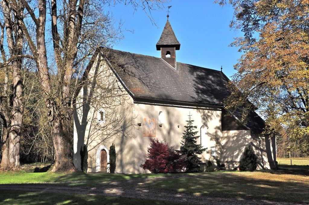 Filialkirche Heiliger Johannes der Täufer - Spitzwiesen, Kärnten (9571-KTN)