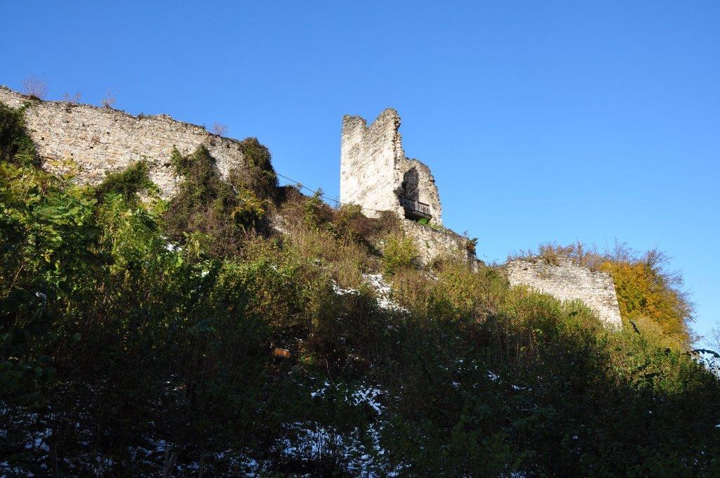 Burgruine Leonstain - Pörtschach am Wörther See, Kärnten (9210-KTN)