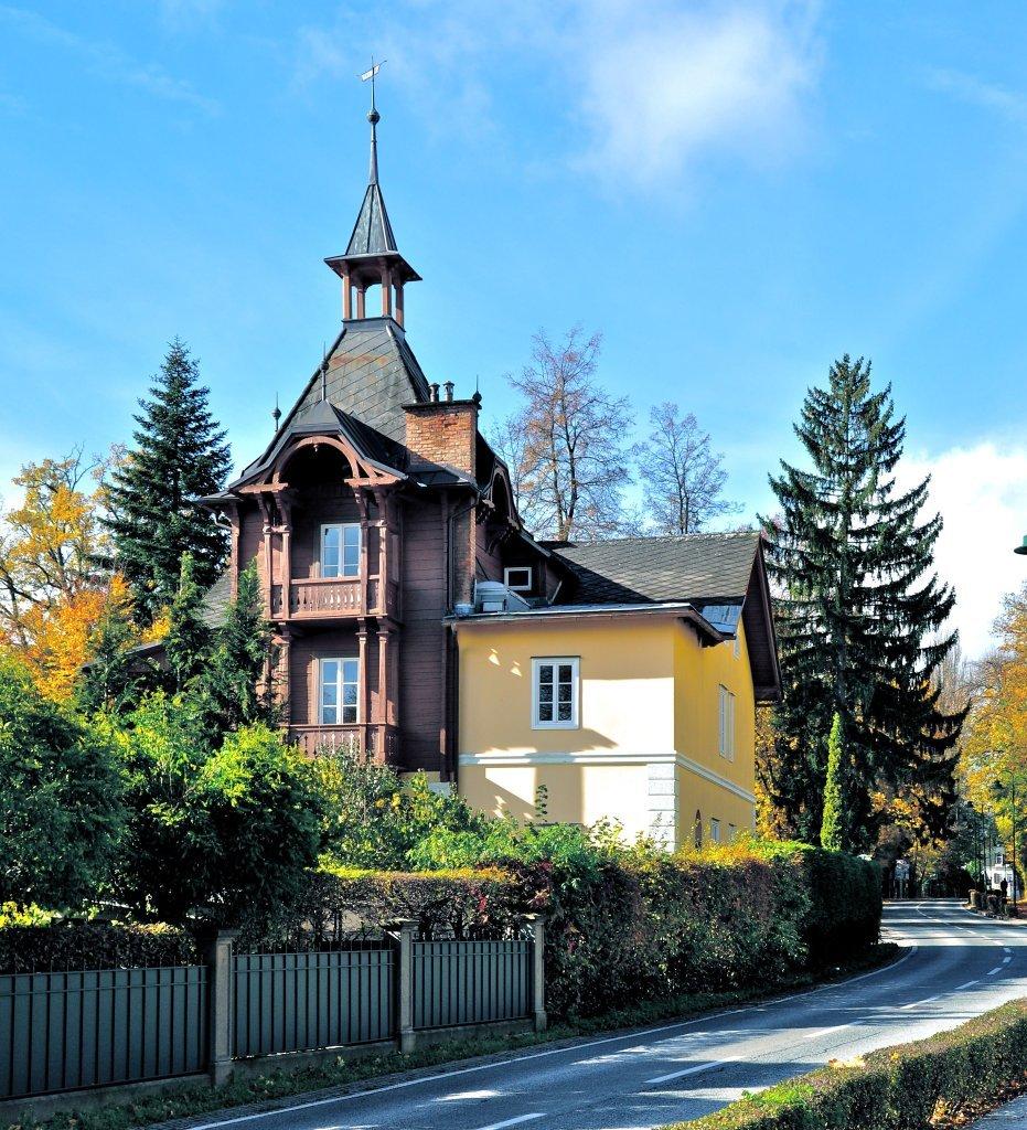 Seevilla Elli an der Hauptstraße 119 - Hauptstraße, Kärnten (9210-KTN)