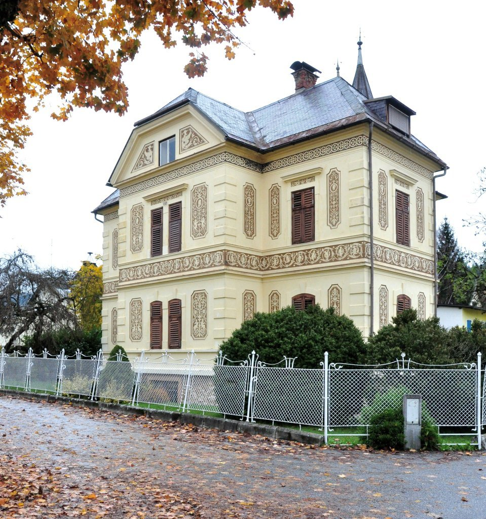 Villa Romanini in der Augustenstraße - Augustenstraße, Kärnten (9210-KTN)