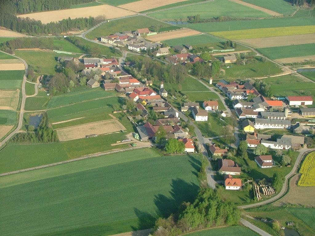 Ortsfoto Hohenau - Hohenau, Niederösterreich (3843-NOE)