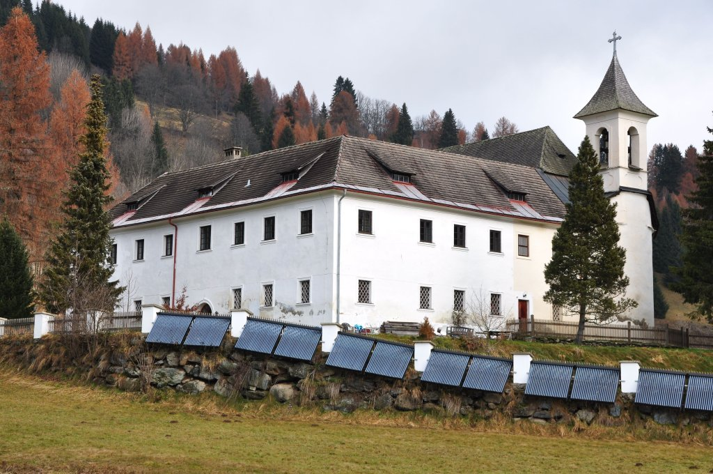 Karmeliterhospiz, ehemaliges Kloster - Zedlitzdorf, Kärnten (9563-KTN)