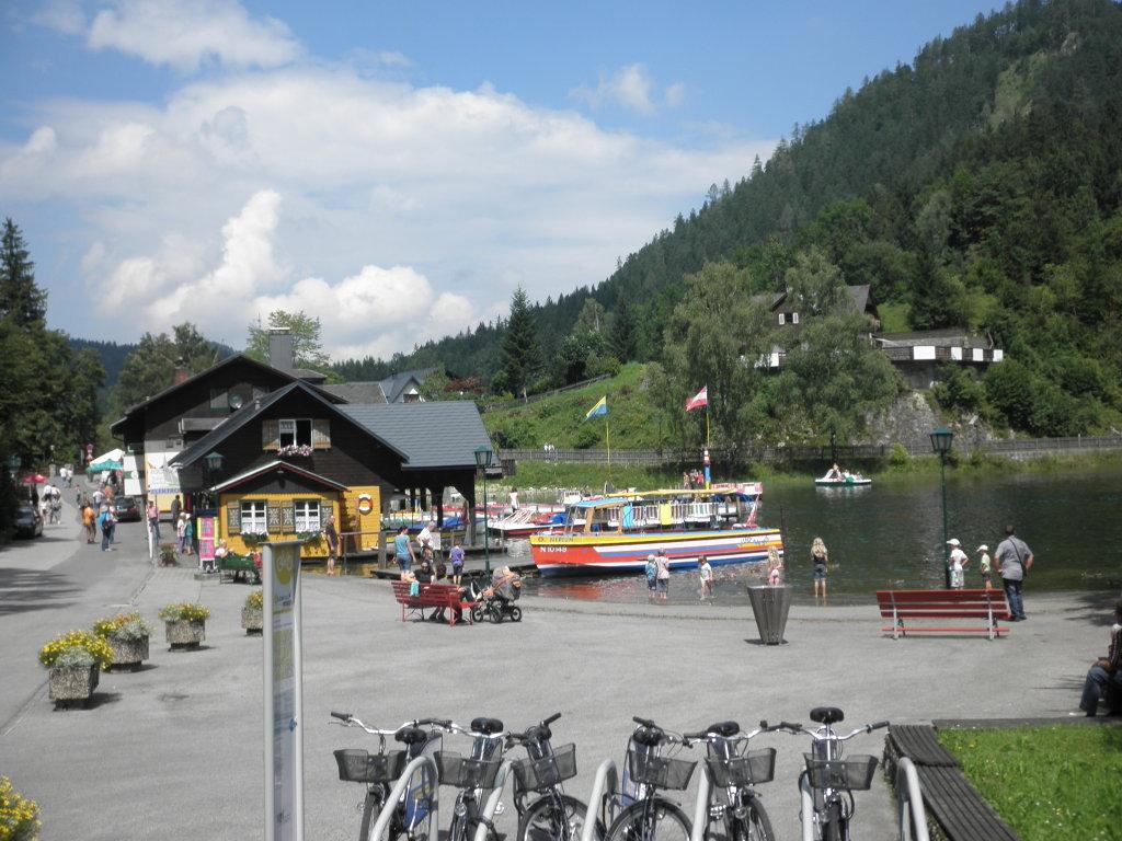 Schiffstation am Lunzer See - Lunz am See, Niederösterreich (3293-NOE)