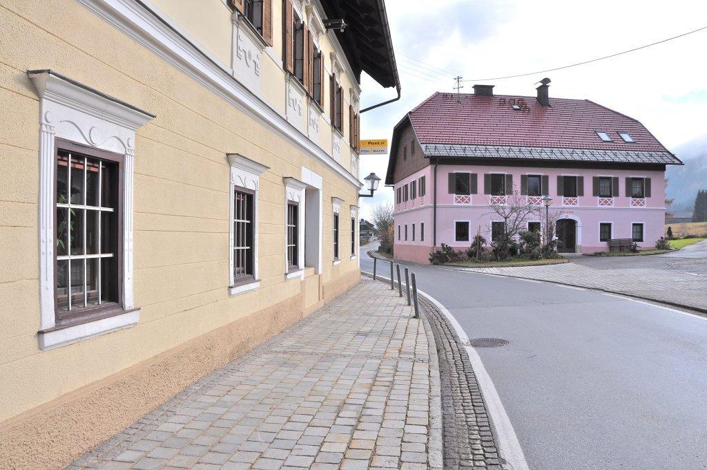 Häuser an der Hauptstraße - Gnesau, Kärnten (9563-KTN)