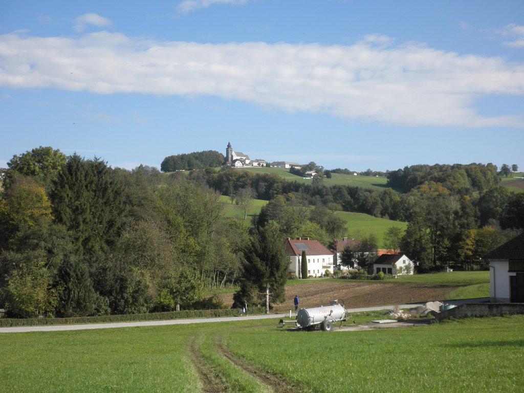 Fernblick nach St. Veit - Toberstetten, Niederösterreich (3363-NOE)