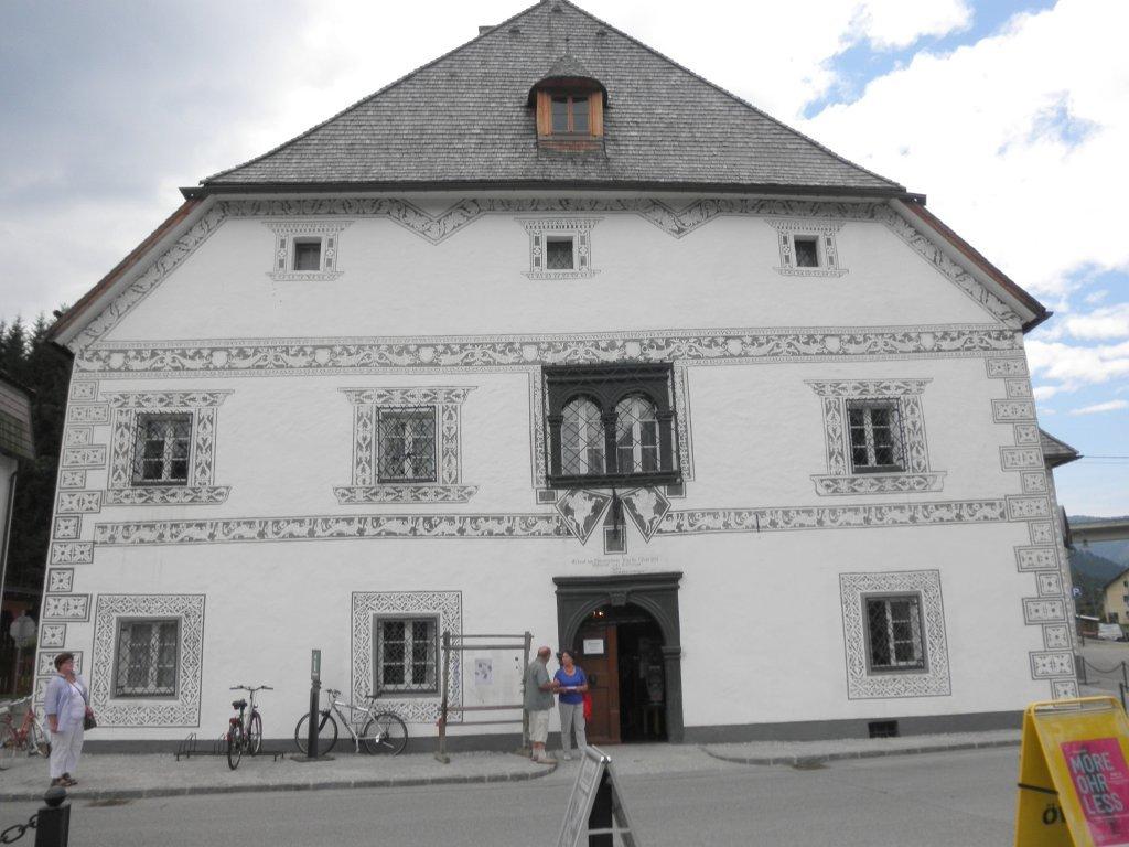 Das Amonhaus in Lunz am See - Lunz am See, Niederösterreich (3293-NOE)