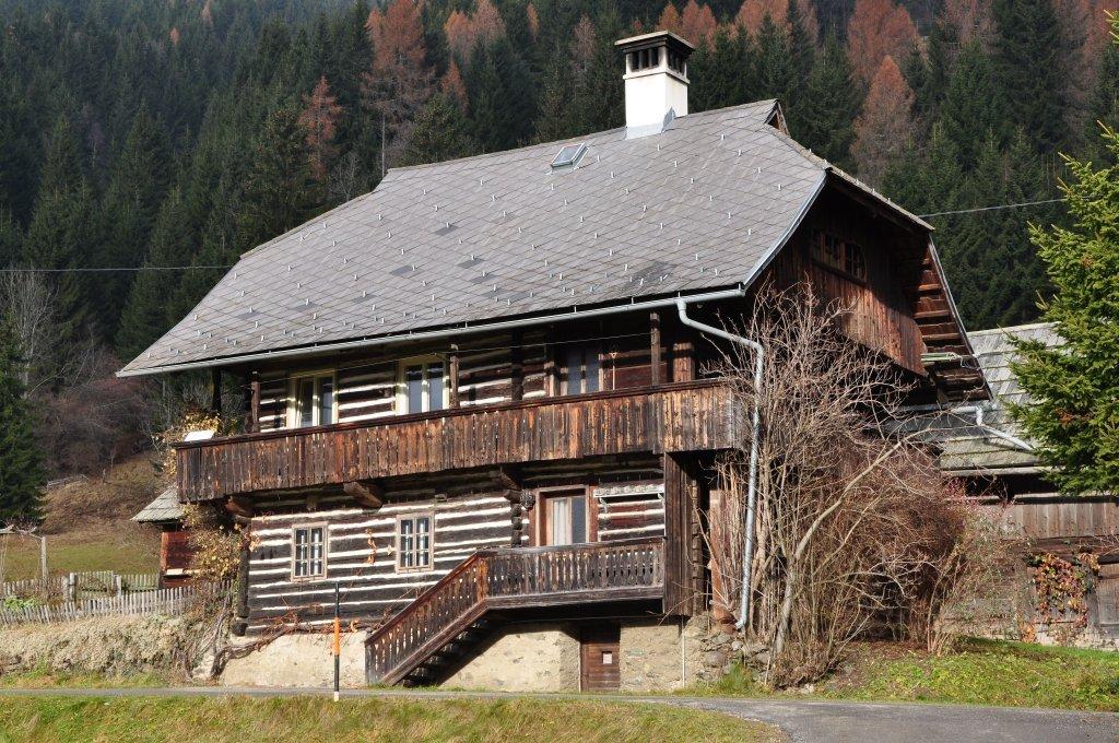 Nummer 33: Traditionelles Wohnhaus in Blockbauweise - Zedlitzdorf, Kärnten (9563-KTN)