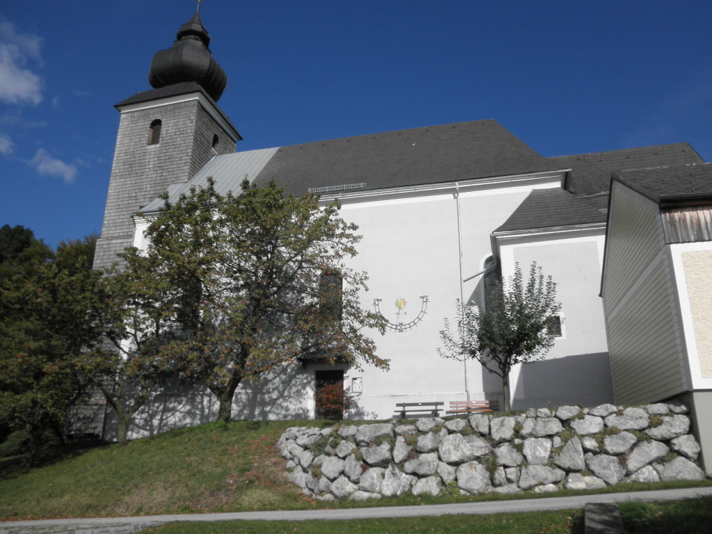 Kath. Filialkirche hl. Veit - Toberstetten, Niederösterreich (3363-NOE)