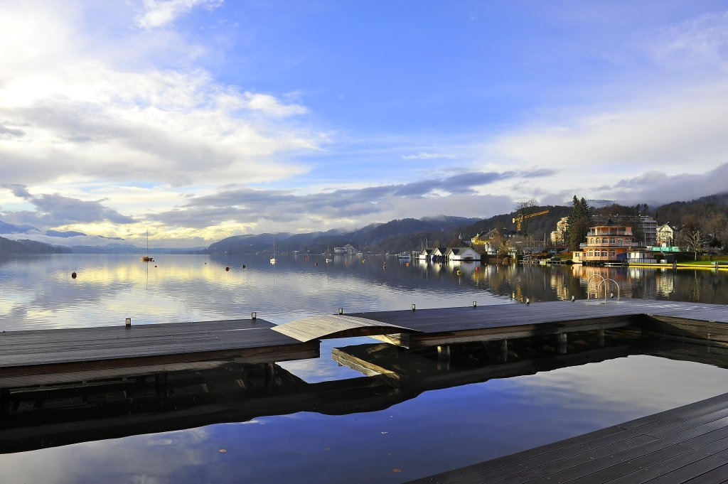 My Lakes Resort an der Johannes-Brahms-Promenade - Pörtschach am Wörther See, Kärnten (9210-KTN)