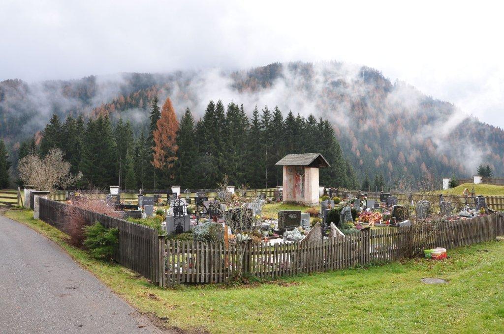 Friedhof - Zedlitzdorf, Kärnten (9563-KTN)