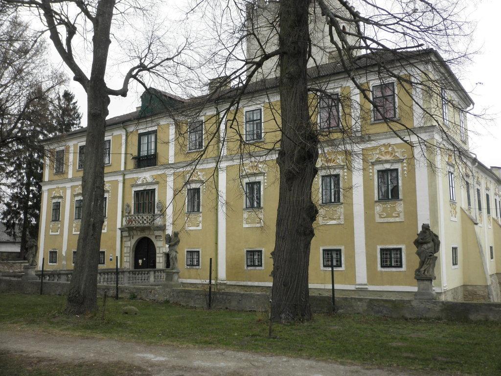 Schloss Harmannsdorf - Harmannsdorf, Niederösterreich (3713-NOE)
