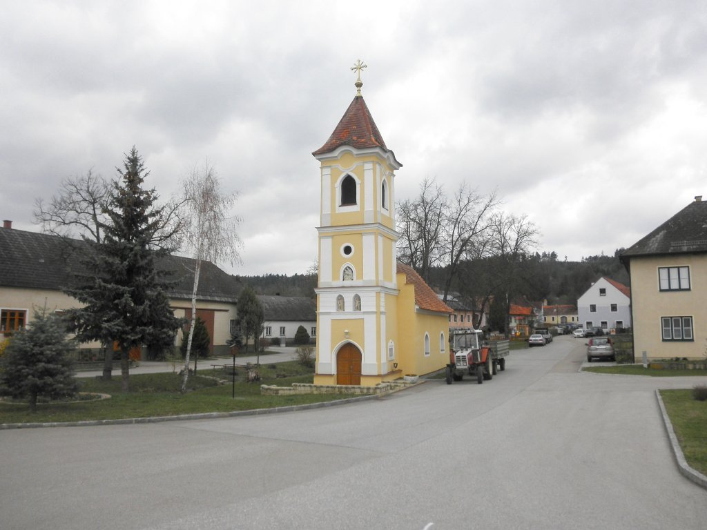 Ortskapelle Mörtersdorf - Mörtersdorf, Niederösterreich (3580-NOE)