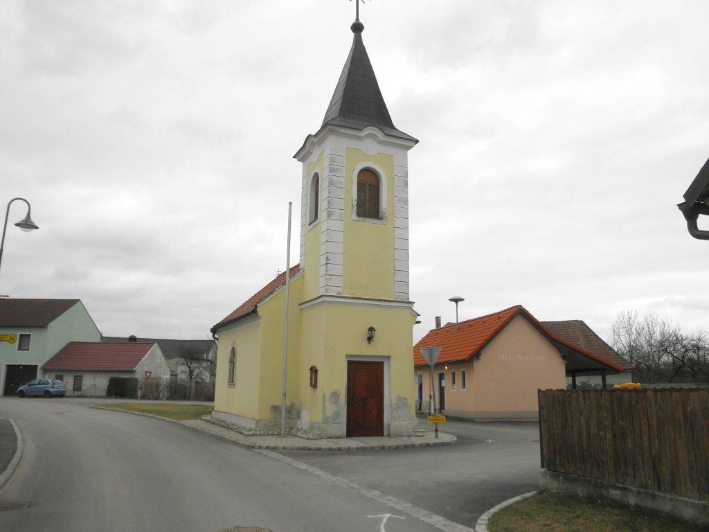 Ortskapelle Sachsendorf - Sachsendorf, Niederösterreich (3713-NOE)
