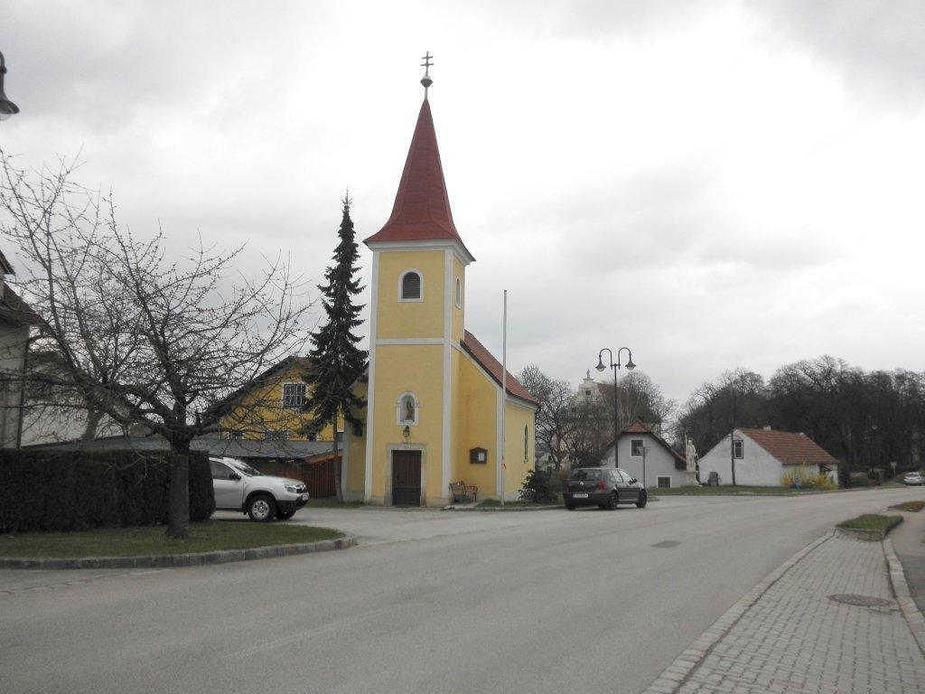 Ortskapelle von Harmannsdorf - Harmannsdorf, Niederösterreich (3713-NOE)