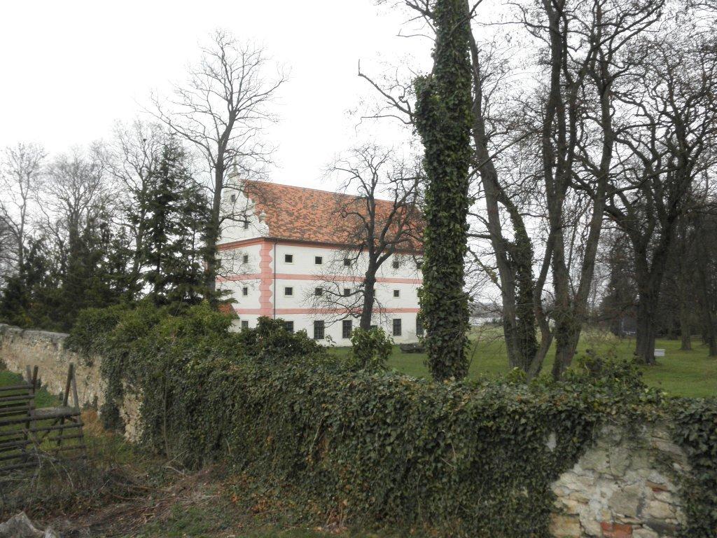 Der Schüttkasten, gehört zum Schloss Harmannsdorf - Harmannsdorf, Niederösterreich (3713-NOE)
