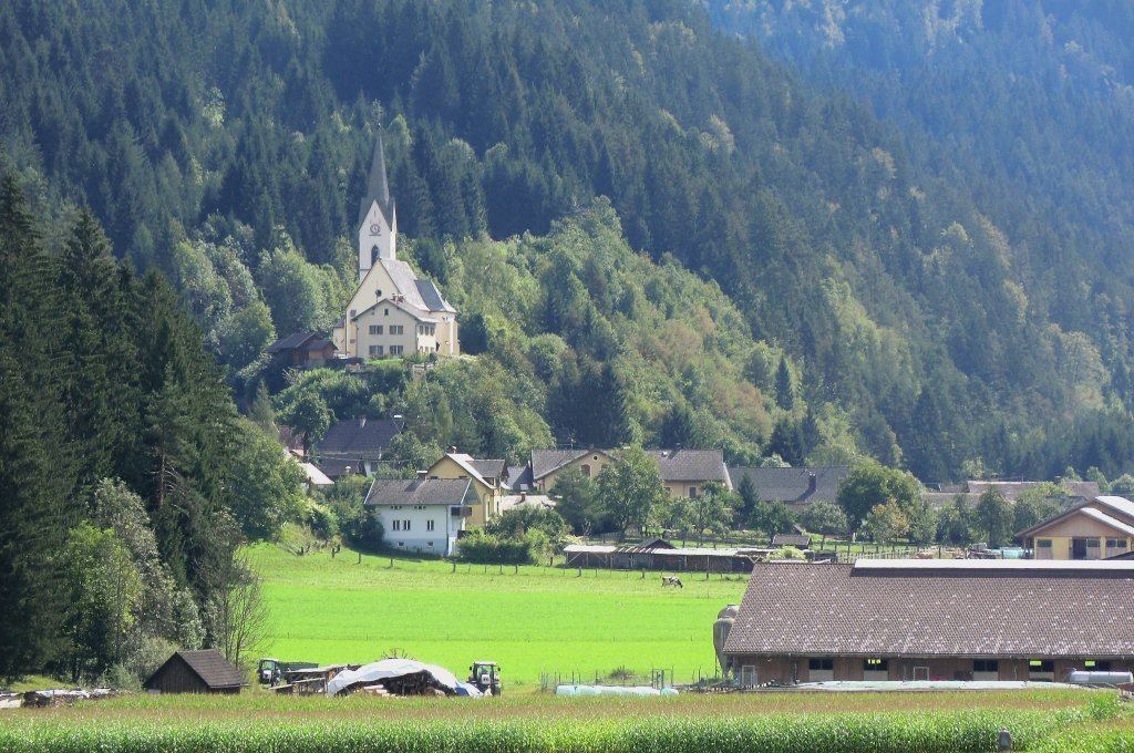 St Lorenzen - St. Lorenzen im Gitschtal, Kärnten (9620-KTN)