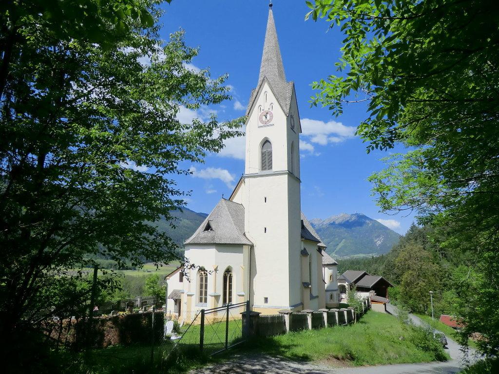 Traumhafter Platz - St. Lorenzen im Gitschtal, Kärnten (9620-KTN)