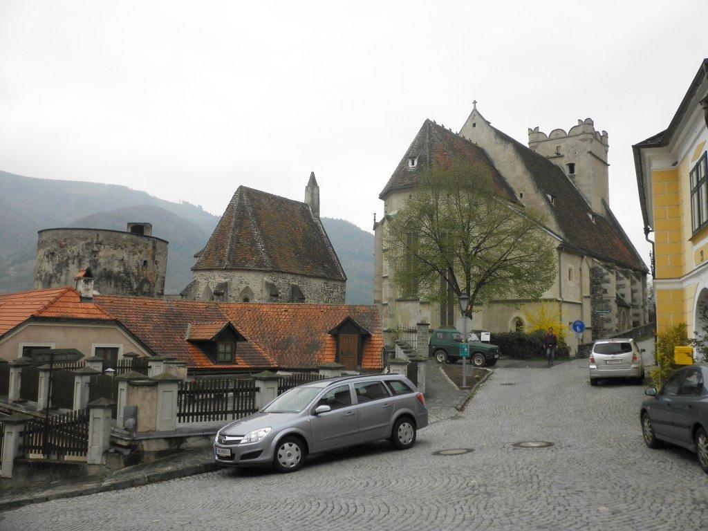 Wehrkirche St. Michael und Karner - St. Michael, Niederösterreich (3610-NOE)