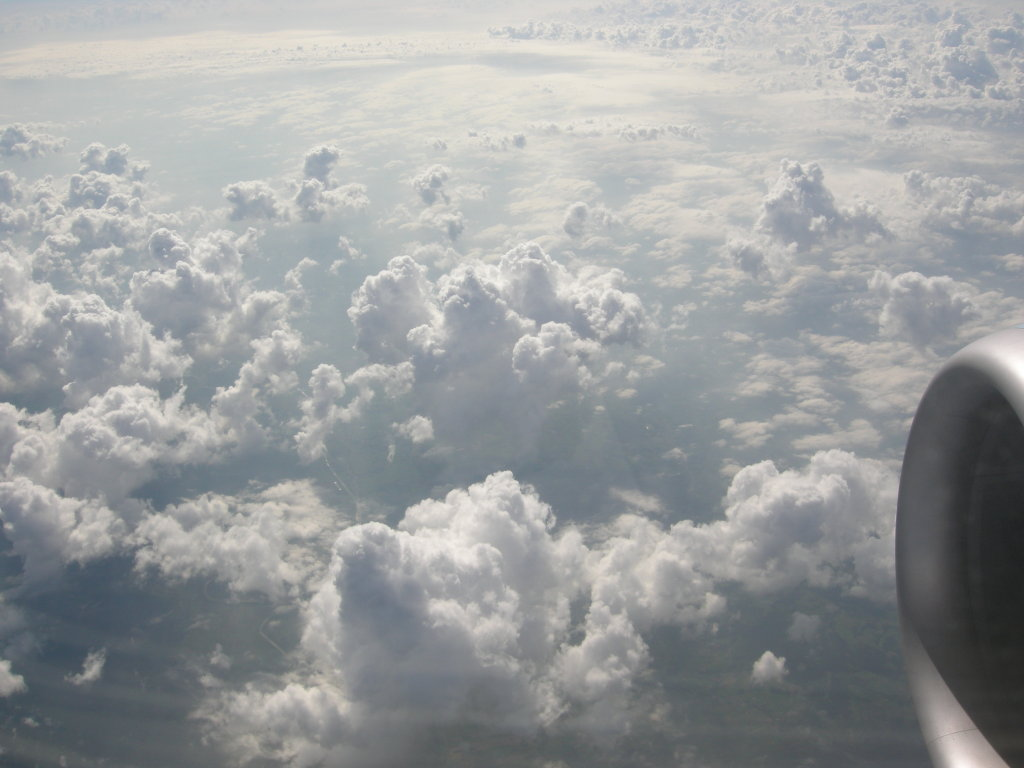 über den Wolken - Ort ohne Namen (---)