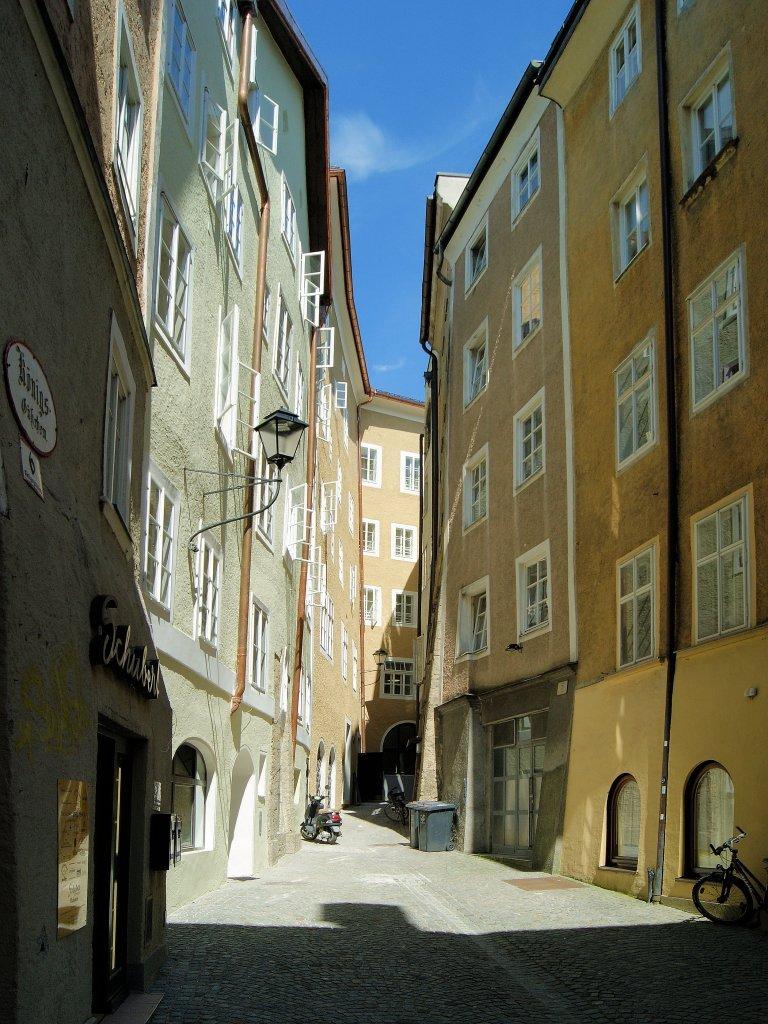 Königsgäßchen - Königsgäßchen, Salzburg (5020-SBG)