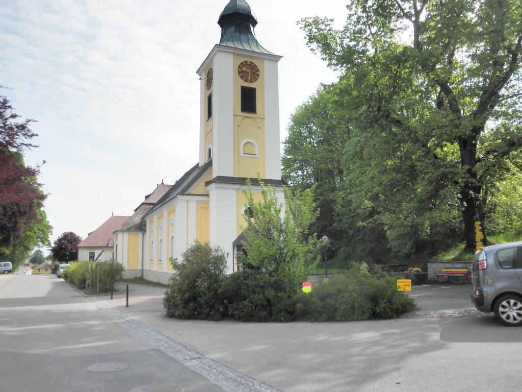 Pfarrkirche Gutenbrunn - Gutenbrunn, Niederösterreich (3665-NOE)