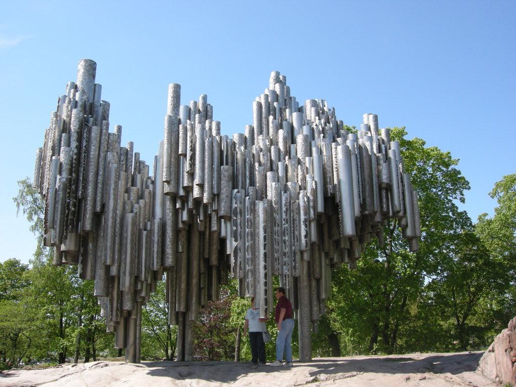 Finnland Helsinki - Ort ohne Namen (---)