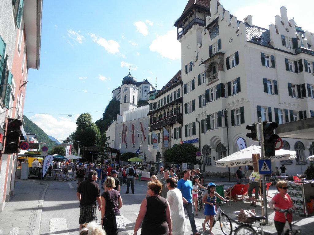 Kufstein - Sparkassengebäude - Kufstein, Tirol (6330-TIR)
