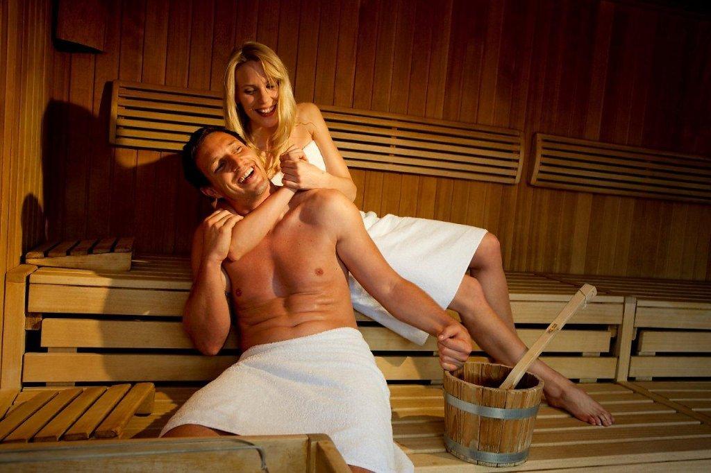 Schwitzkasten in der Sauna Welt der Parktherme Bad Radkersburg - Bad Radkersburg, Steiermark (8490-STM)