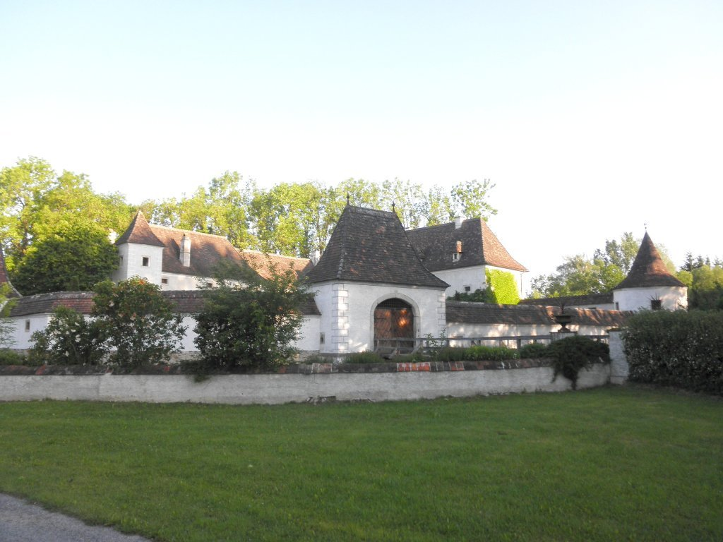Wasserschloss Totzenbach - Totzenbach, Niederösterreich (3062-NOE)