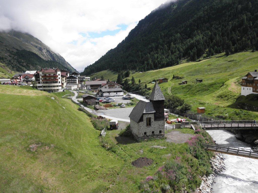 Bergsteigerdorf Vent - Vent, Tirol (6458-TIR)