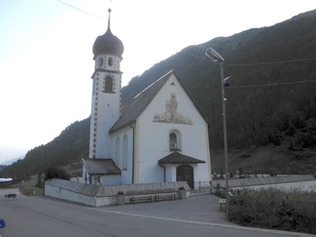 Jakobuskirche in Vent - Vent, Tirol (6458-TIR)