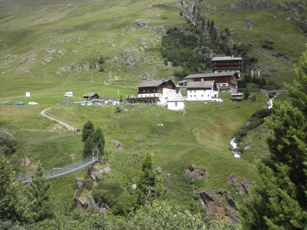 Rofenhöfe bei Vent - 2.014 m - Vent, Tirol (6458-TIR)