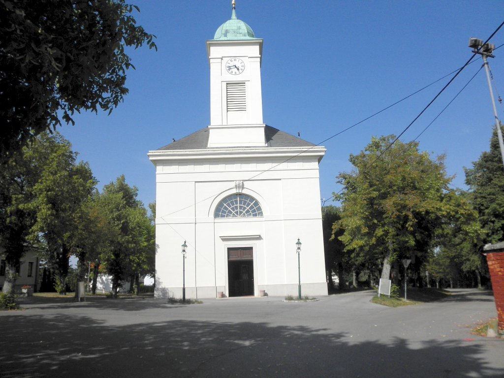 Pfarrkirche Steinabrückl - Steinabrückl, Niederösterreich (2751-NOE)